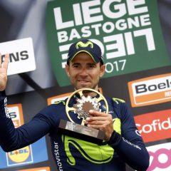 Video: Valverde conquista Lieja