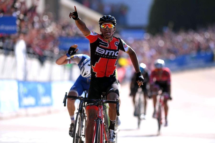 Greg Van Avermaet en la París-Roubaix