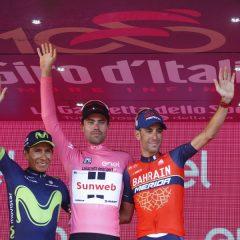 El Giro de Italia de Dumoulin, en video
