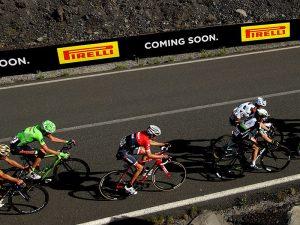 Pirelli vuelve al ciclismo