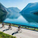 Las mejores rutas ciclistas de Noruega según Thor Hushovd