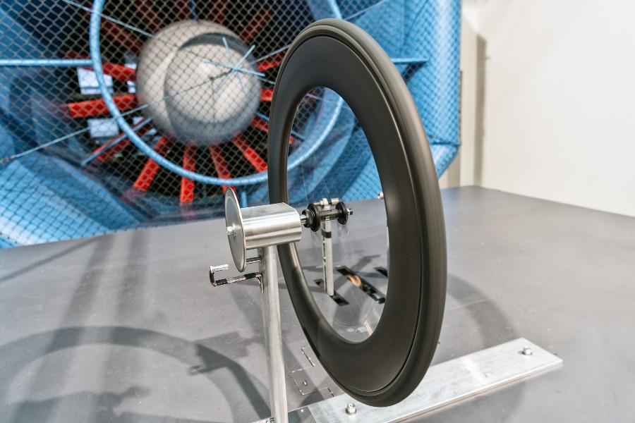 DT Swiss ARC 1100 Dicut túnel viento