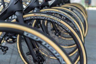 Neumáticos Vittoria Corsa con grafeno