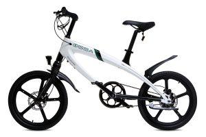 Bicicleta eléctrica Ossa
