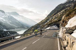 Suiza en bici