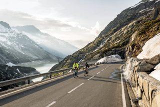 Suiza, un país para descubrir en bici