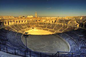 Anfiteatro Nimes