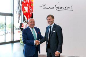 Bianchi y Ferrari