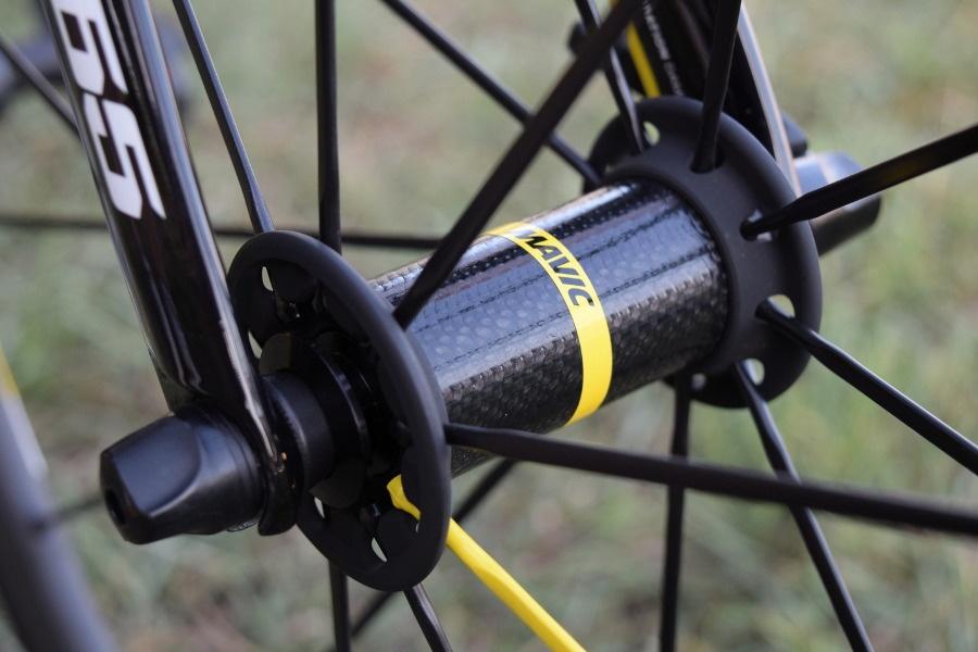 Mavic Ksyrium Pro Exalith wheels