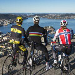 Así será el Mundial Bergen 2017