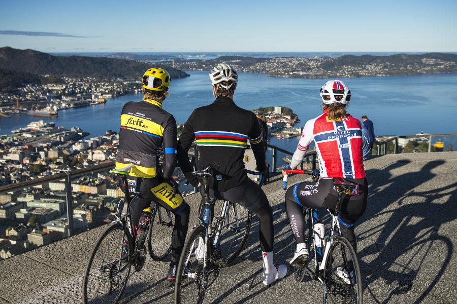 Bergen 2017 Floyen