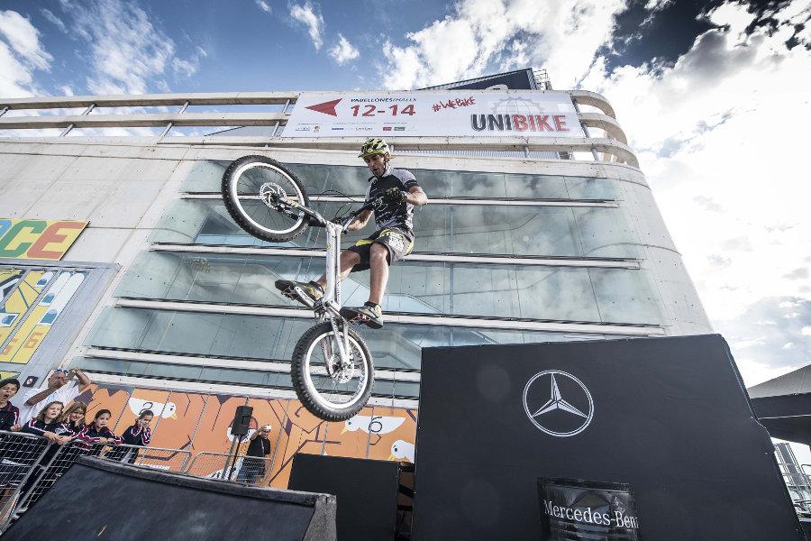 Bike trial Unibike