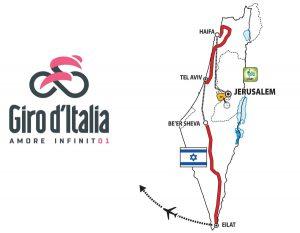 Giro Italia 2018 Israel