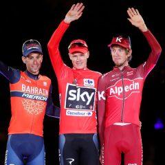 La Vuelta a España 2017: Todas las clasificaciones