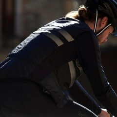 Chaqueta Rapha Brevet Insulated con Polartec Alpha