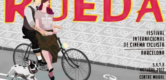 Vuelve el Rueda, Festival de Cine Ciclista de Barcelona