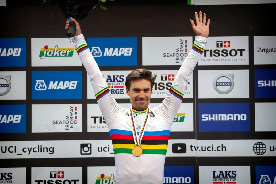 Tom Dumoulin Bergen