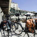 Red de rutas en bici Ciclamadrid