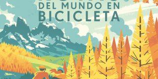 """Libro """"Las mejores rutas del mundo en bicicleta"""""""