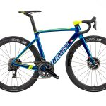Wilier Cento10AIR Disc azul