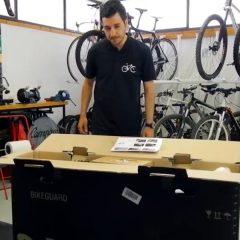 Dónde montar una bicicleta Canyon