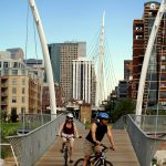 Denver Biking Riverfront