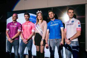 Giro 101 Maglia