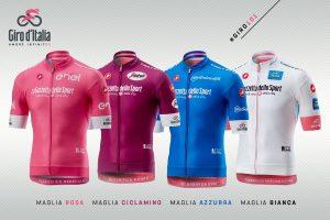Giro Italia Maglia