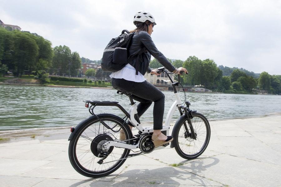 Kymco bicicleta eléctrica