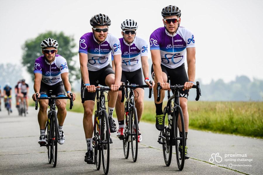 Proximus Cycling Challenge
