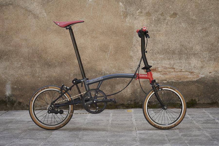 Brompton CHPT3 bici