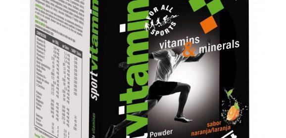 Vitaminas y minerales Nutrisport