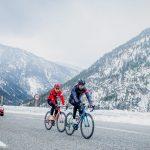 El entrenamiento en bicicleta de Jorge Lorenzo