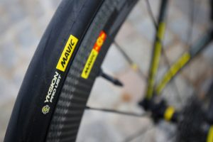 Mavic Cosmic Pro Carbon SL UST tubeless