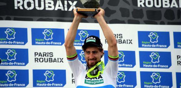 Video: Sagan deslumbra en la París-Roubaix