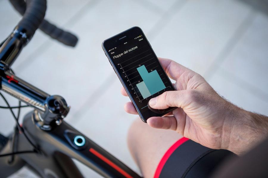 Wilier Cento1 Hybrid app