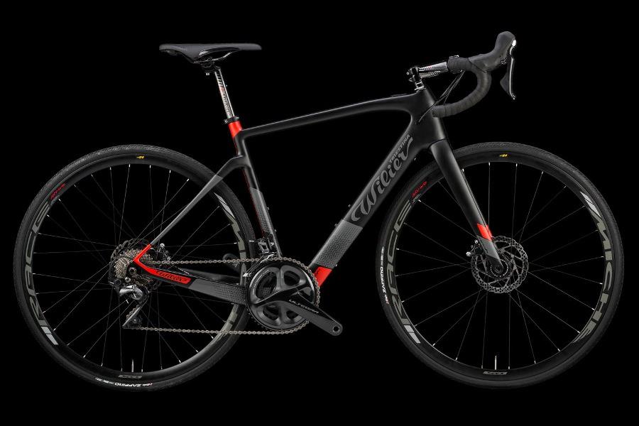 Wilier Cento1 Hybrid black
