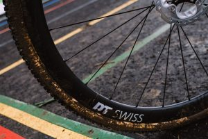 DT Swiss Cross Road wheels