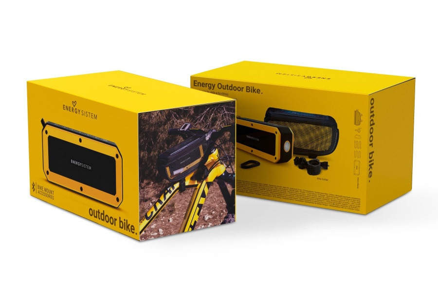 Energy Sistem Outdoor Box Bike altavoz