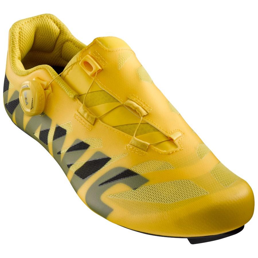 Mavic Cosmic Ultimate SL yellow