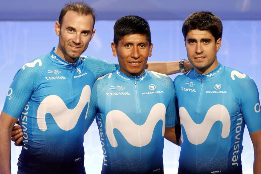 Movistar Team Tour