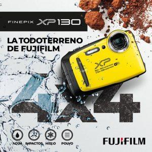 Fujifilm FinePix XP130 sorteo