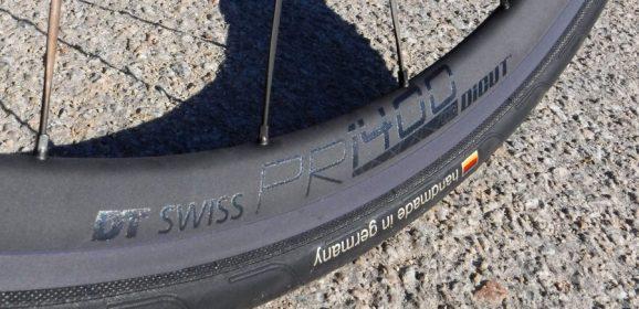 TEST: Ruedas DT Swiss PR 1400 Dicut 32 OXiC