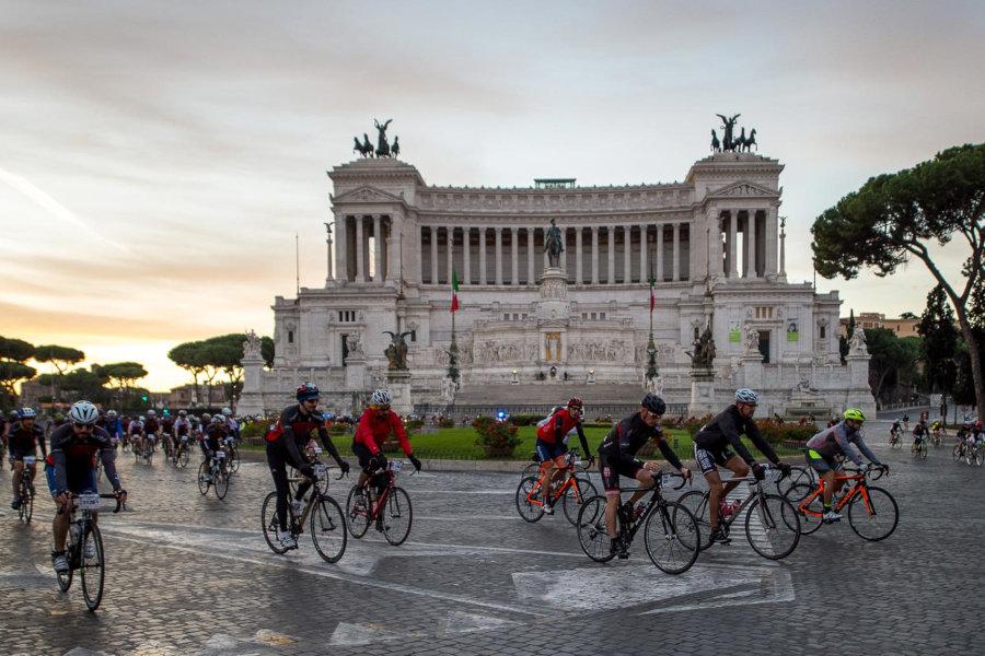 Granfondo Campagnolo Roma 2018