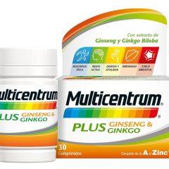 Complemento alimenticio Multicentrum Plus