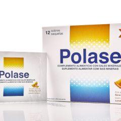 Complemento alimenticio con sales minerales Polase