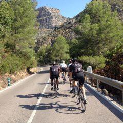 Castellón de la Plana a golpe de pedal