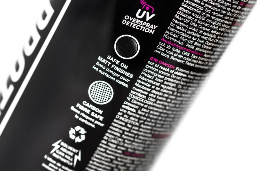 Muc-Off Protection