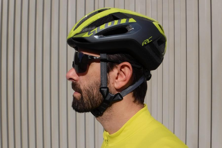 Scott Centric Plus casco