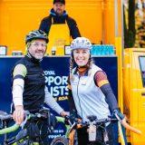 Selle Royal, con los ciclistas de toda Europa